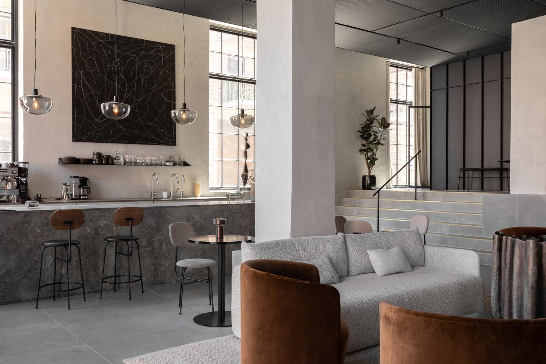 The Audo, Firmensitz des Möbelunternehmens Menu in Kopenhagen, 2019, Foto: Jonas Bjerre-Poulsen