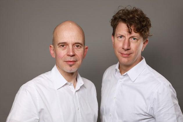 Gunnar Seel & Marc Bobsin, Foto: sbp