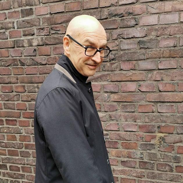 Thomas Korb, Geschäftsführer und Dipl.-Ing. (FH) Innenarchitekt BDIA