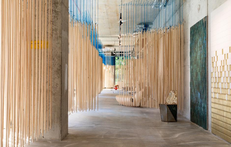 Pop Up Design Gallery Matter of Stuff, London, Foto: Jutta Goessl