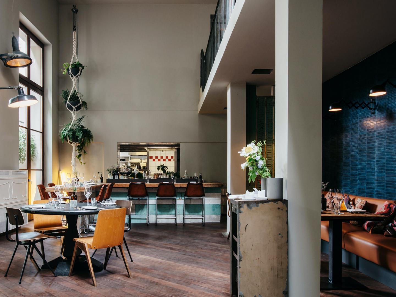 Das Restaurant sollte ursprünglich noch im Februar öffnen. Doch dann kam Corona und die Welt stand plötzlich still. Seit Juni hat nun die Küche ihren Betrieb aufgenommen. Foto:Lee Edward