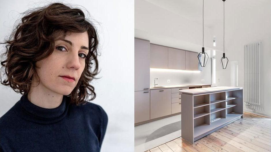 Micro Apartment Schöneberg, Berlin, Foto: Ringo Paulusch; Foto: Vania da Rui