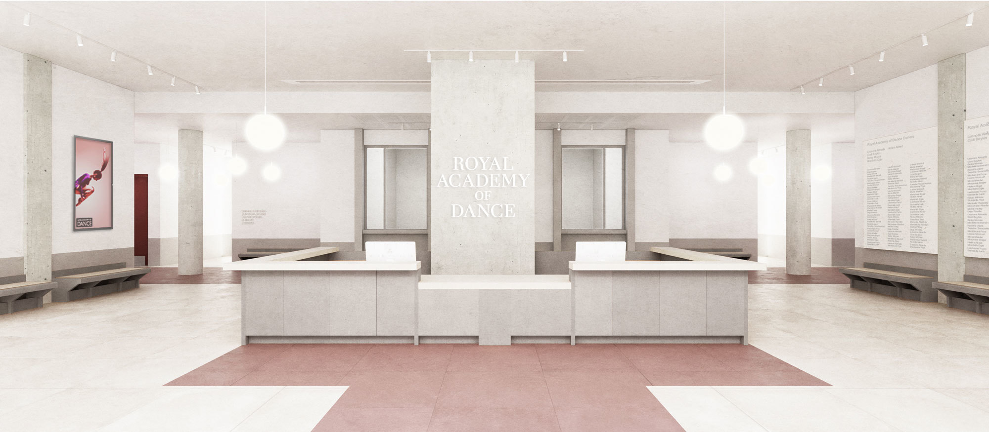 Royal Academy of Dance, London