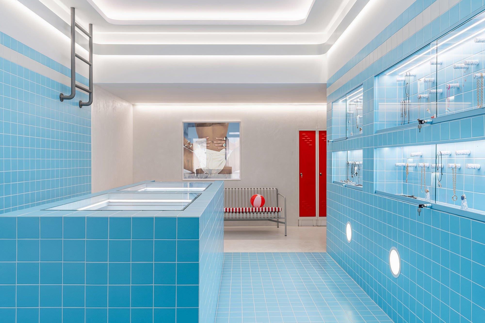 Gavello Nel Blue von Dive Architects und Saint of Athens