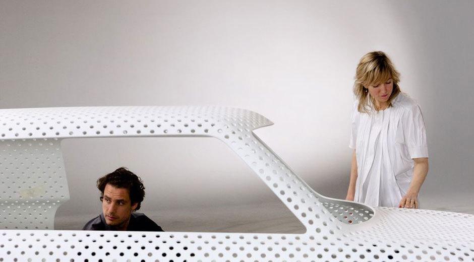 Carole Baijings und Stefan Scholten