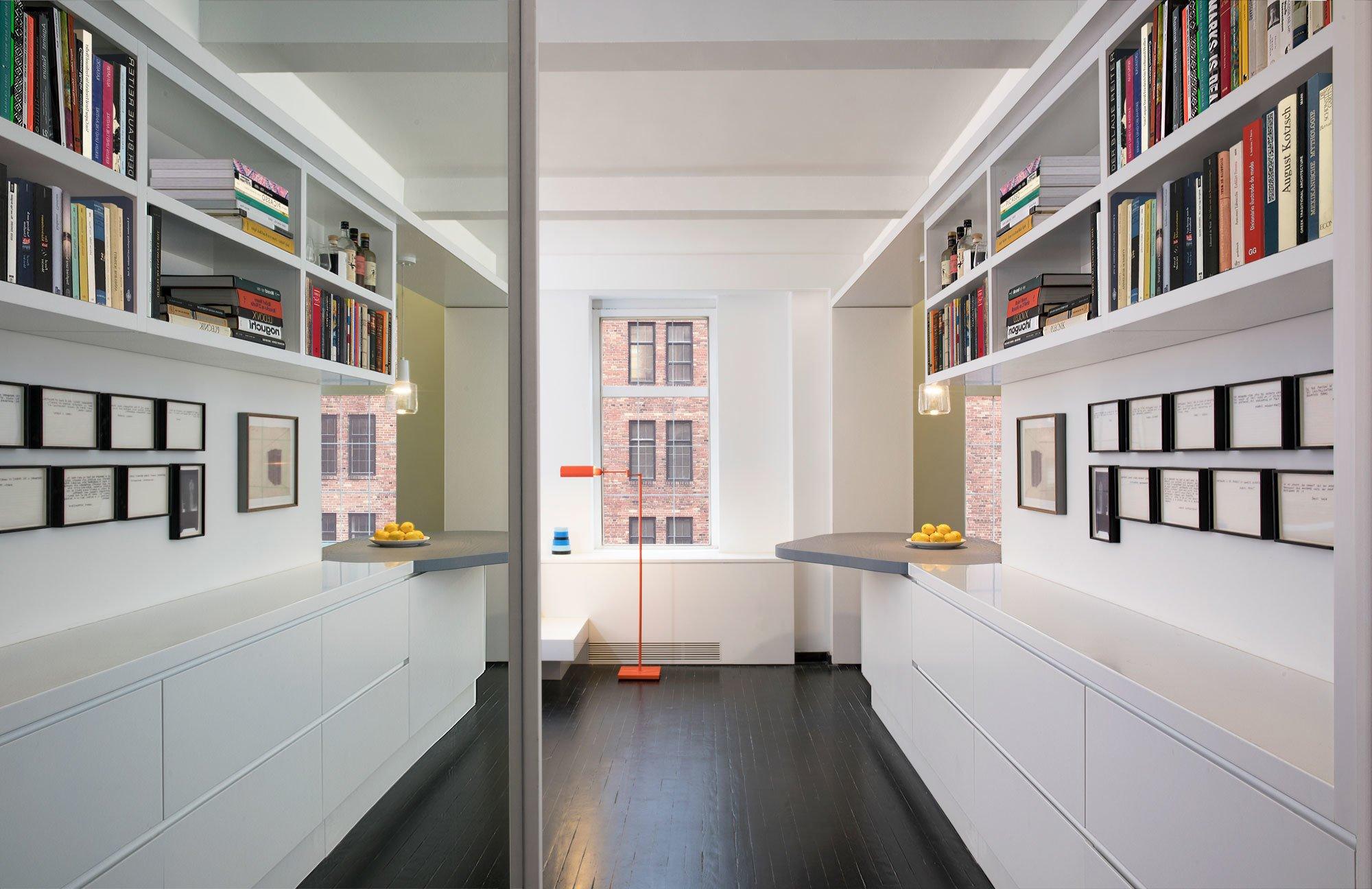 Für die Raumgestaltung hatten die beiden Architekten Daniel Schütz und Georg Windeck diverse Inspirationsquellen.