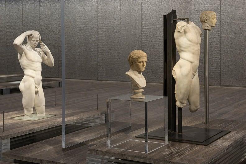 AusstellungsansichtSerial Classic.Foto:Attilio Maranzano,Courtesy Fondazione Prada