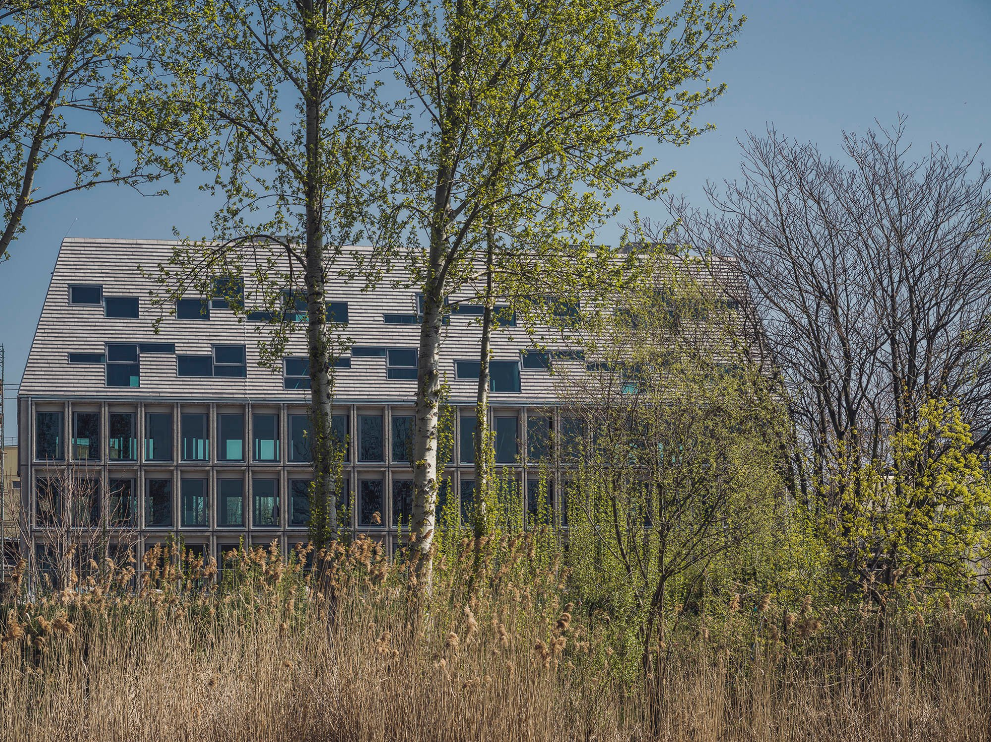 Das dritte und aktuelle Projekt von Slow ist Marina Marina in Berlin-Lichtenberg. Foto: Slow