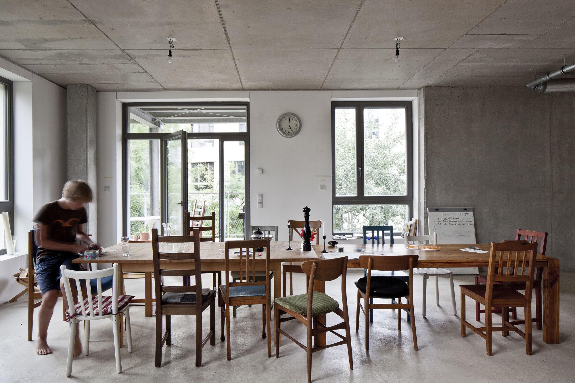 Spreefeld, Berlin, Carpaneto Schöningh Architekten, fatkoehl architekten, BARarchitekten, 2014, Foto: Ute Zscharnt