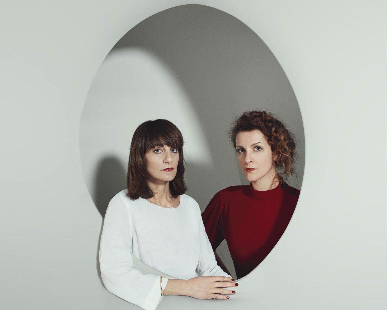 Arianna Lelli Mami und Chiara Di Pinto, Foto: Andrea Ferrari
