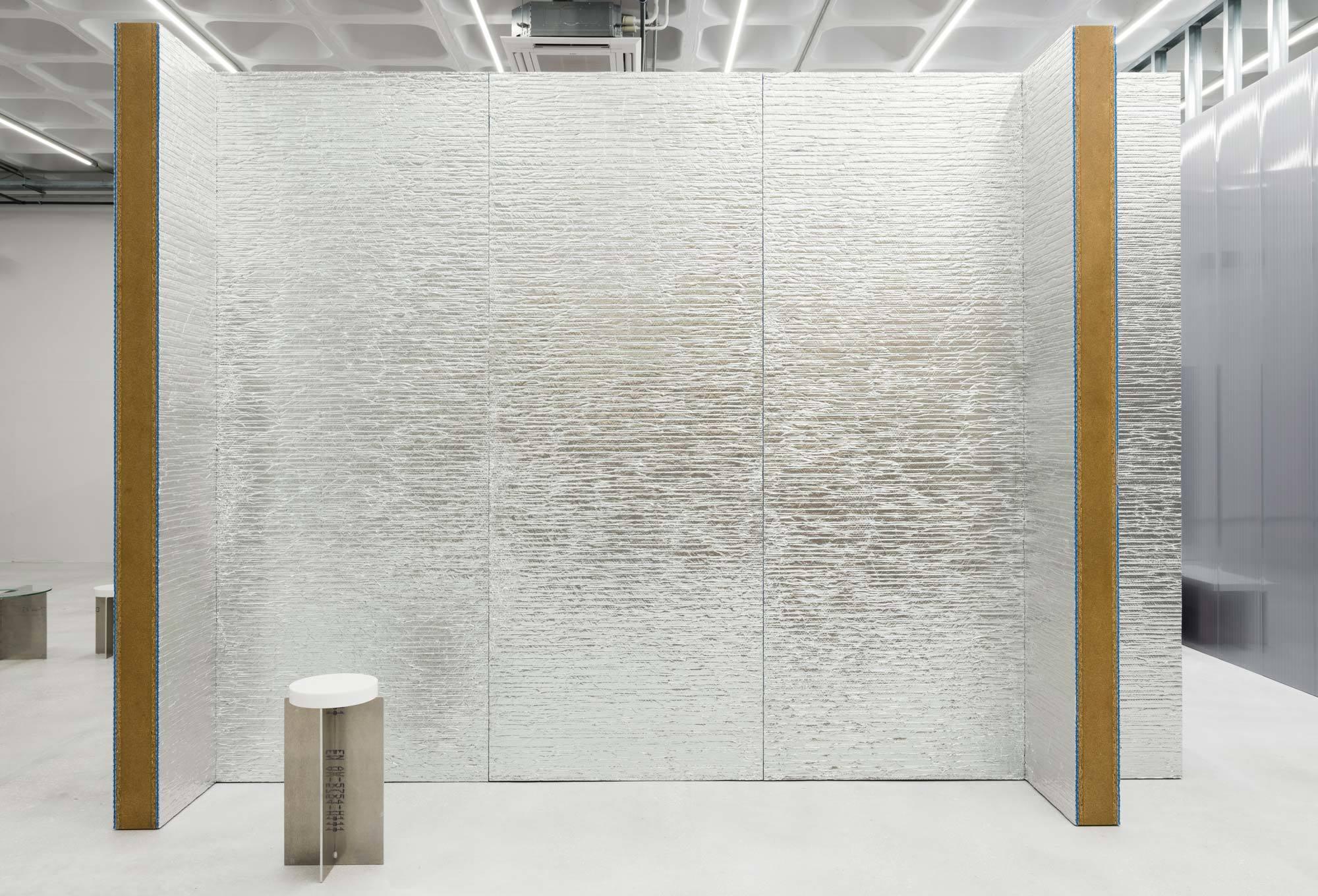 Showroom Tem-plate Lissabon – Interior von AAS Gonzalez Haase. Foto: Thomas Meyer / Ostkreuz