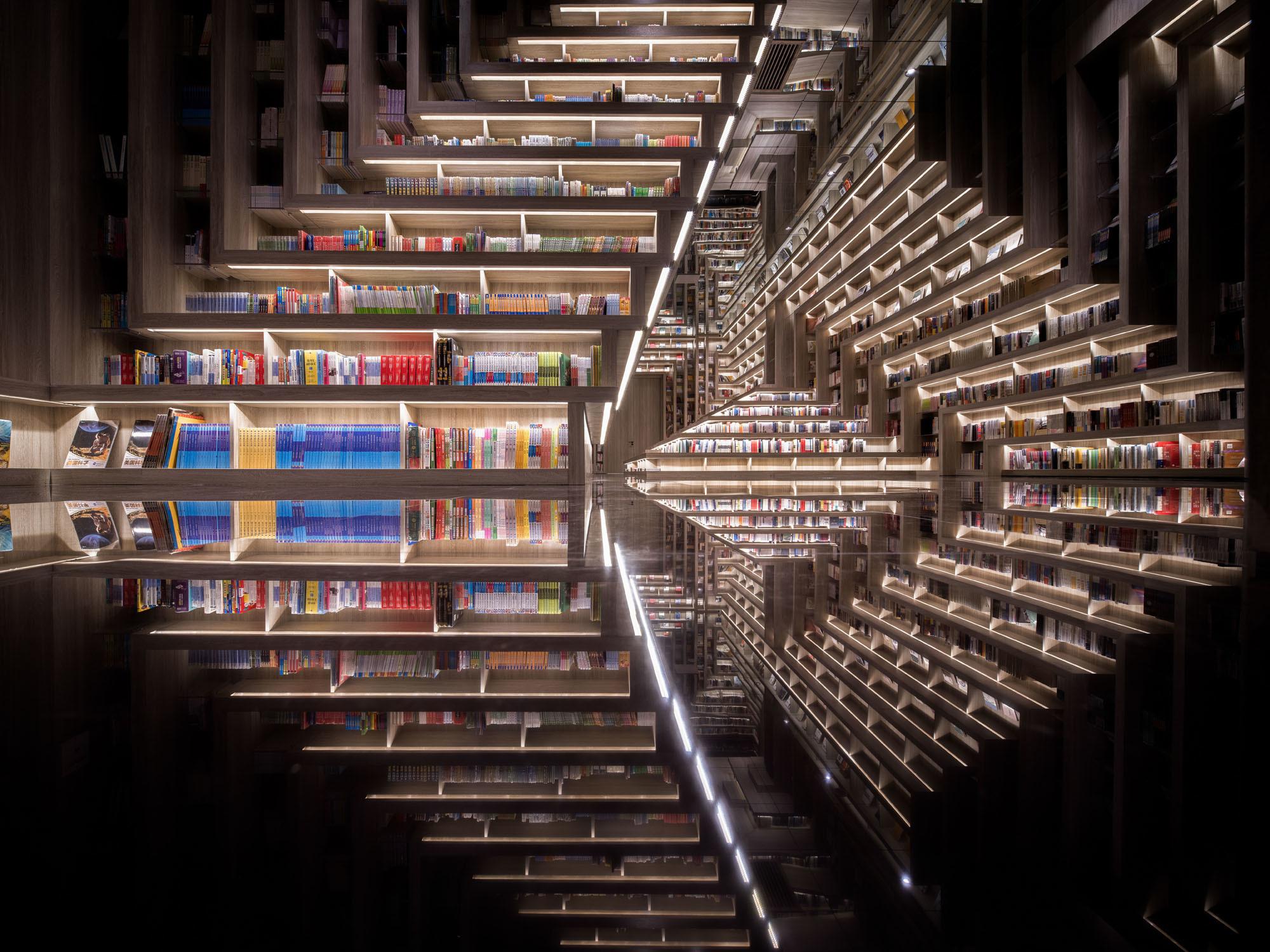 Imchinesischen Taiyuan ist die Betreiberkette FAB Cinema mit dem Buchhändler Zhongshuge eine Liaison eingegangen.