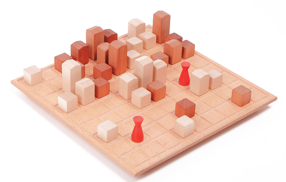 Gerhards Spiel und Design - Urbino