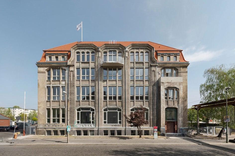 Die vom Architekten Richard Lotts errichtete Villa war einer der ersten Stahlbeton-Skelettbauten Berlins. Foto Enric Duch