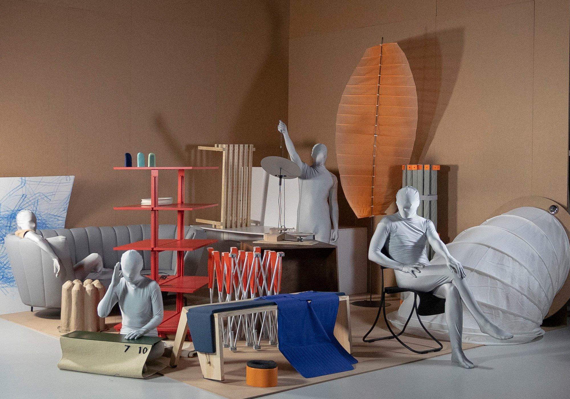 Ausstellung Workspace in Progress im Kölner Museum für angewandte Kunst
