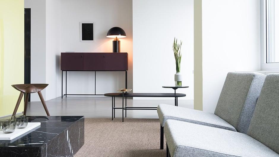 Design, Architektur, Kunst: Das Interior dieser Zahnarztpraxis ist eine Mischung aus Wohnzimmer, Galerie und professionell cleanen Behandlungsräumen.