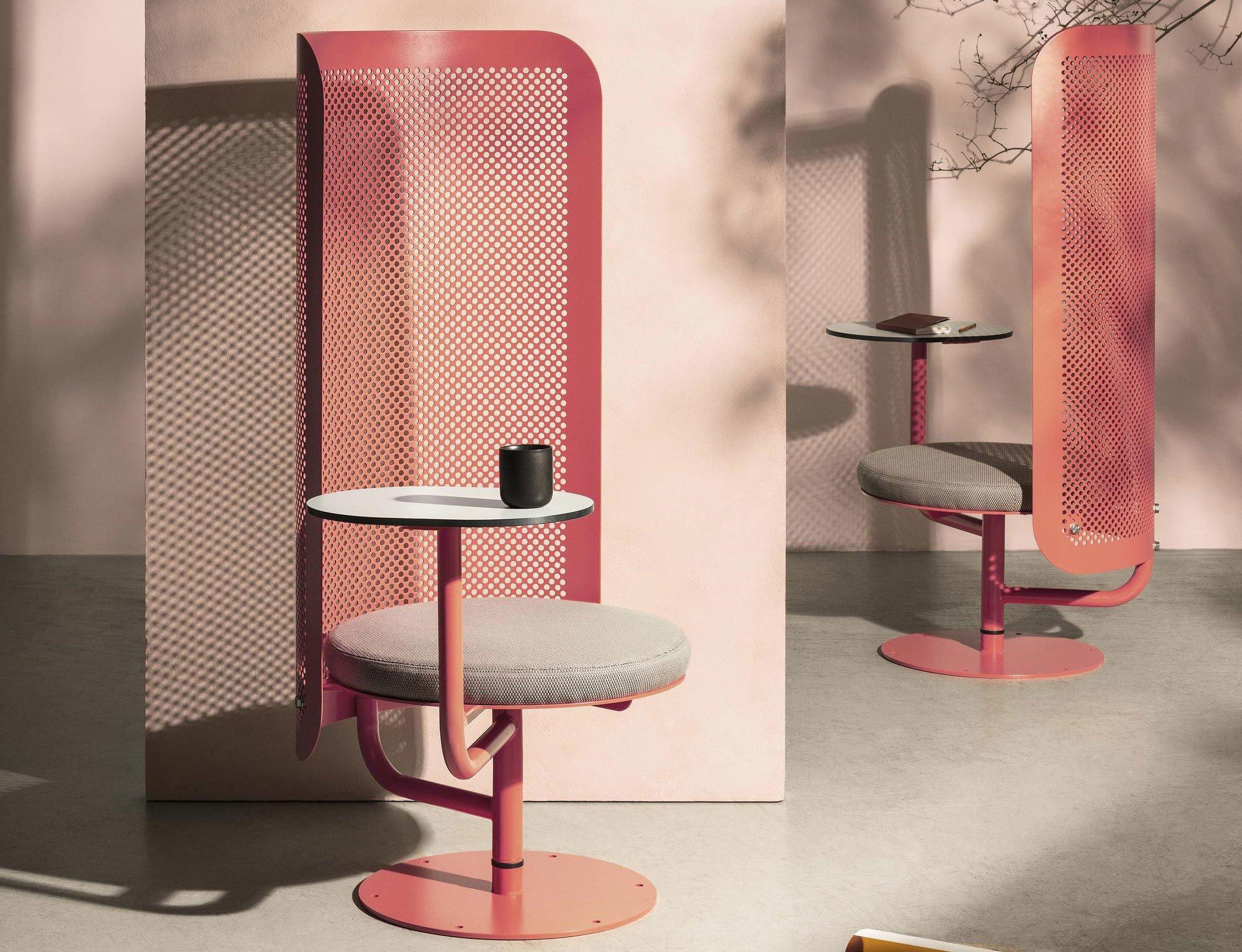 Outdoor-Sitzmöbel Work Lounge von Superlab und Charlotte Petersson Troije für Nola