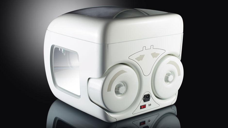 3D-Drucker für Pearl / 2013.