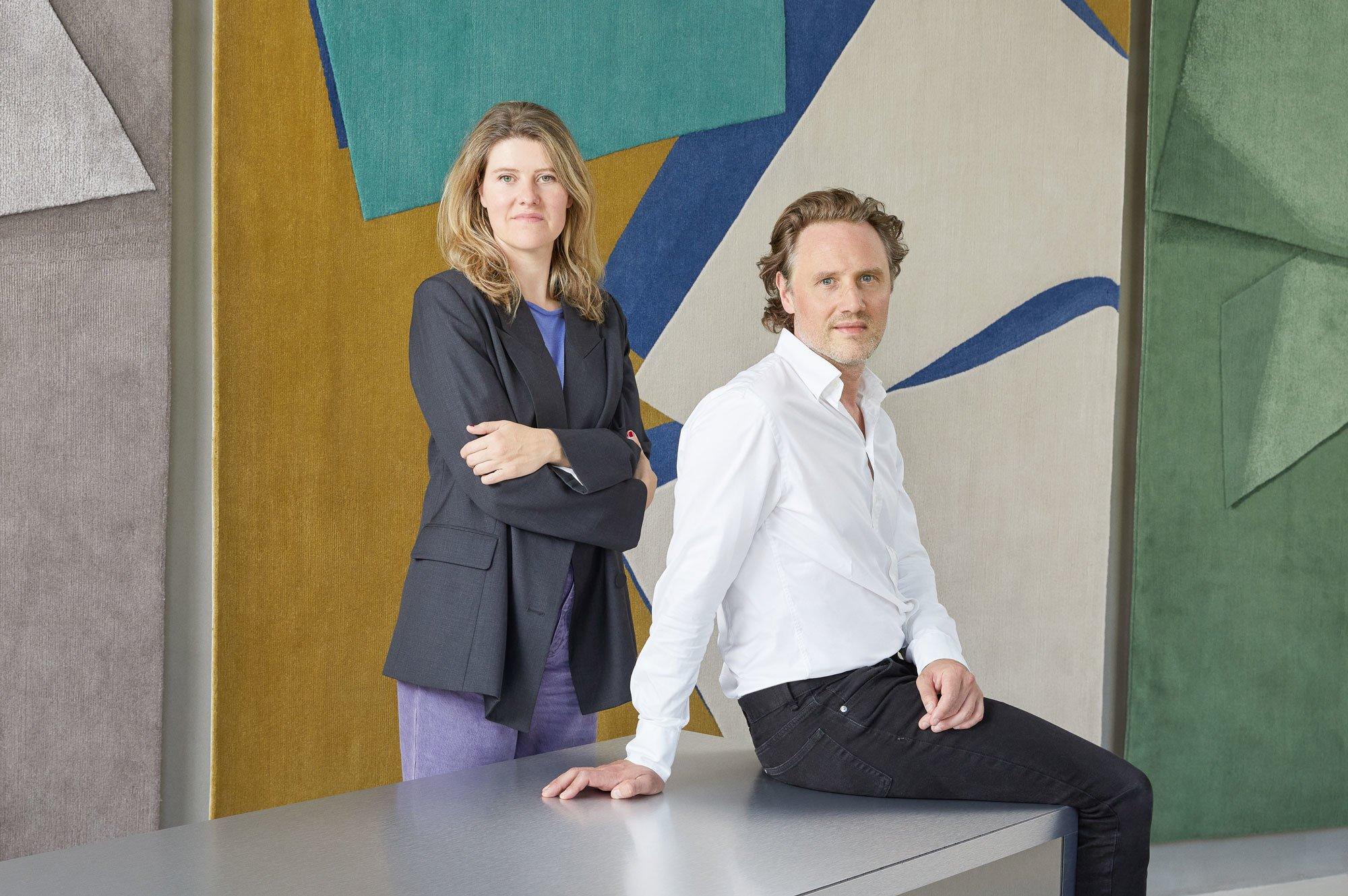 Fien Muller und Hannes Van Severen, Foto: Claudia Zalla
