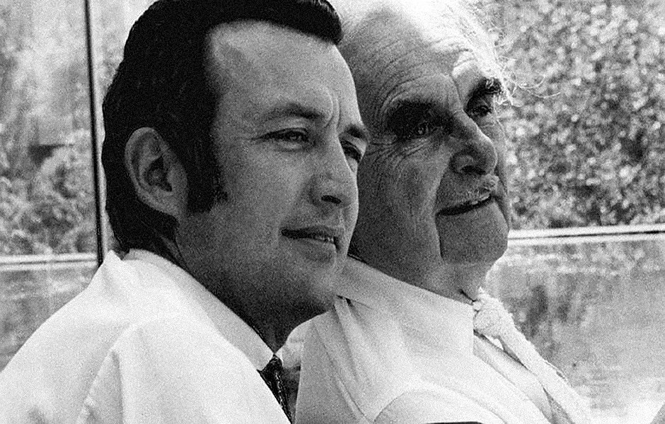Dion und Richard Neutra