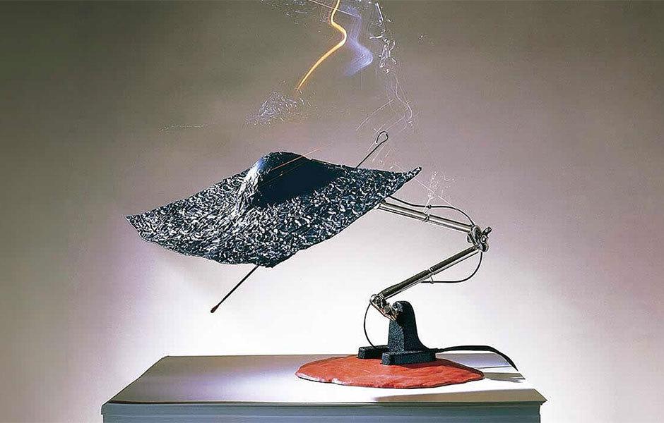 Don Quixote von Ingo Maurer, 1989