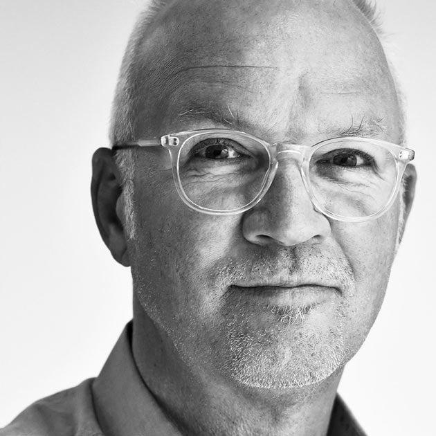 Gerd Pfarré, Geschäftsführer, Design Director, Foto: Andreas J. Focke, München