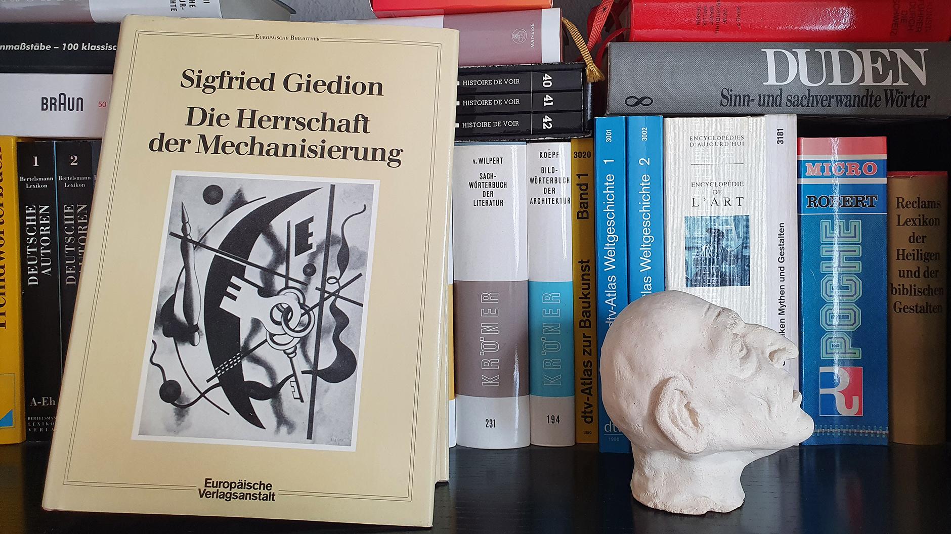 Sigfried Giedion, Claudia Simone Hoff