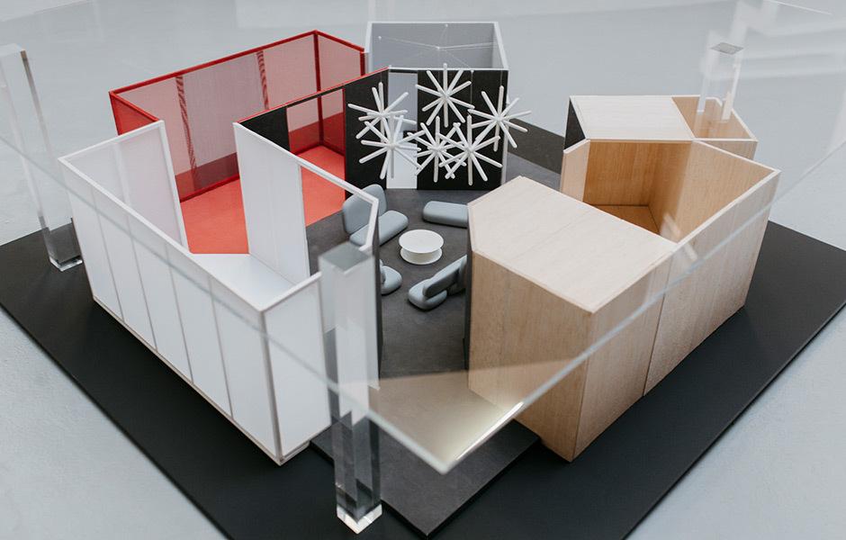 Das Haus im Modell
