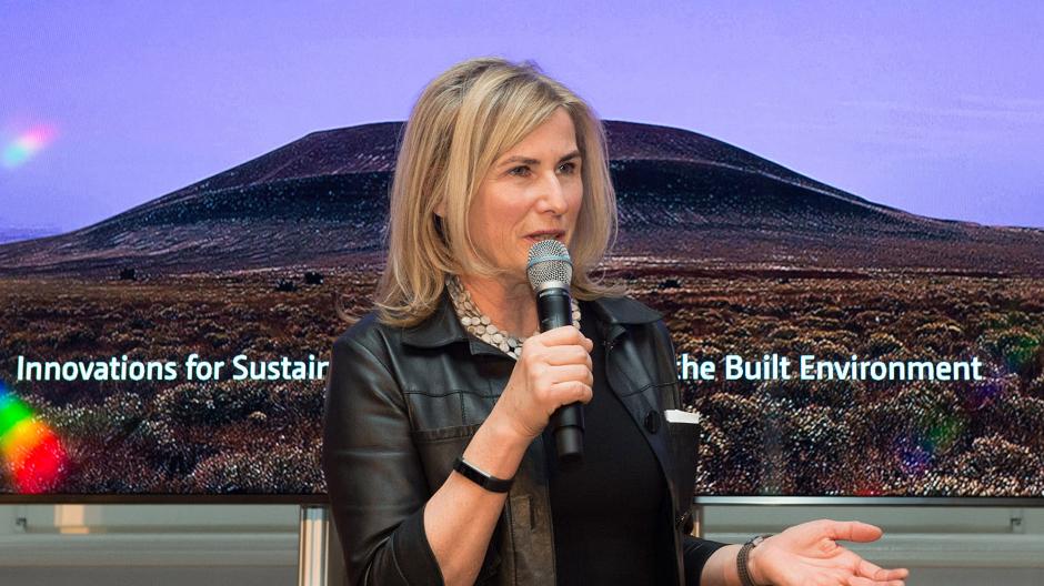 Karin Zumtobel, Head of Culture & Arts der Zumtobel Group