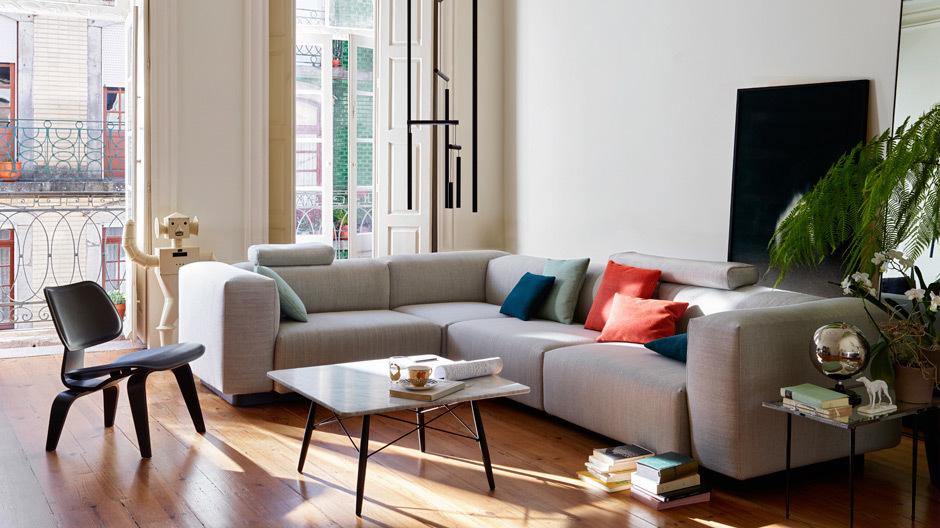 Modular Sofa für Vitra