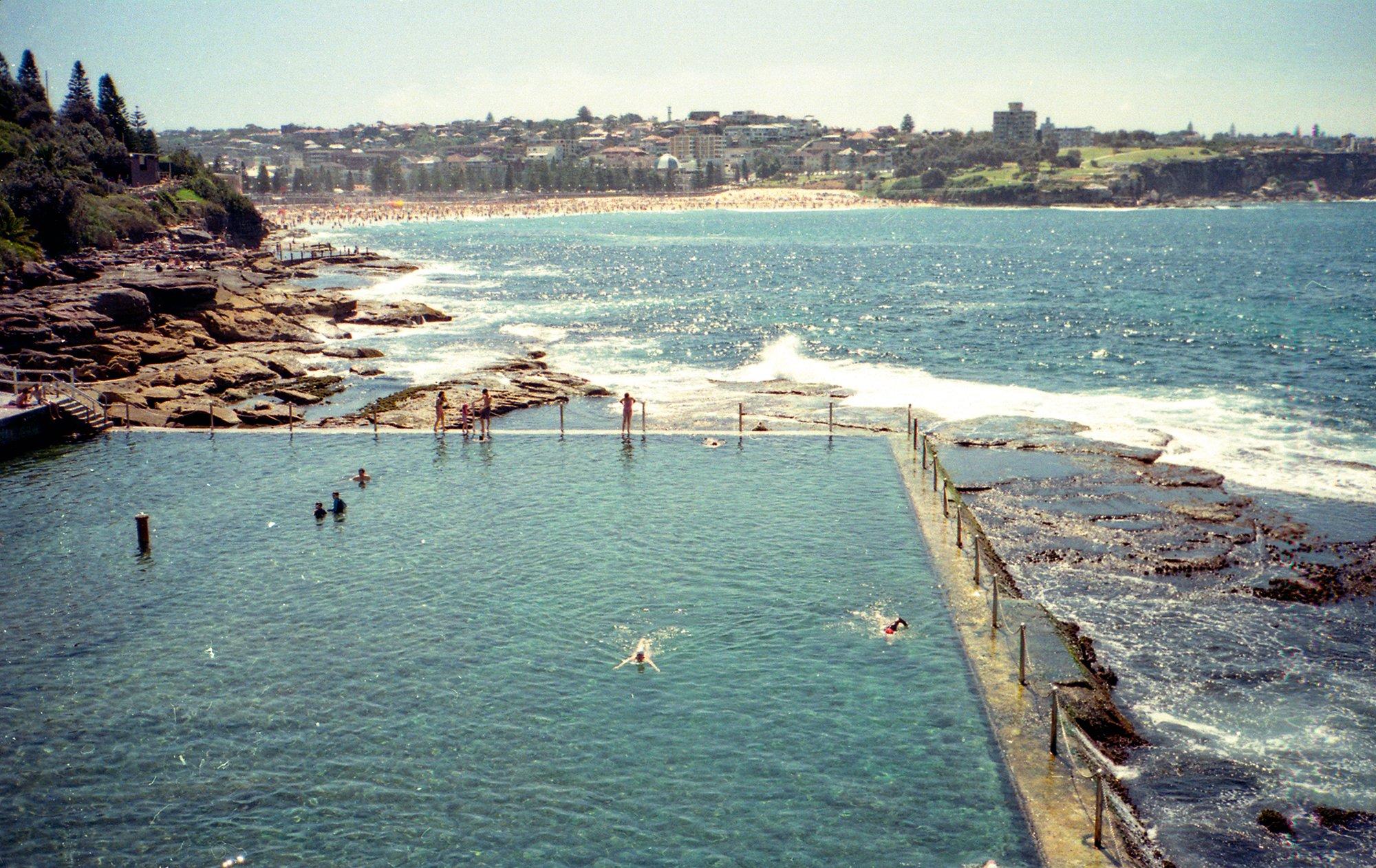 WYLIE'S BATHS, Coogee, Australien, Foto: Melanie Watkins