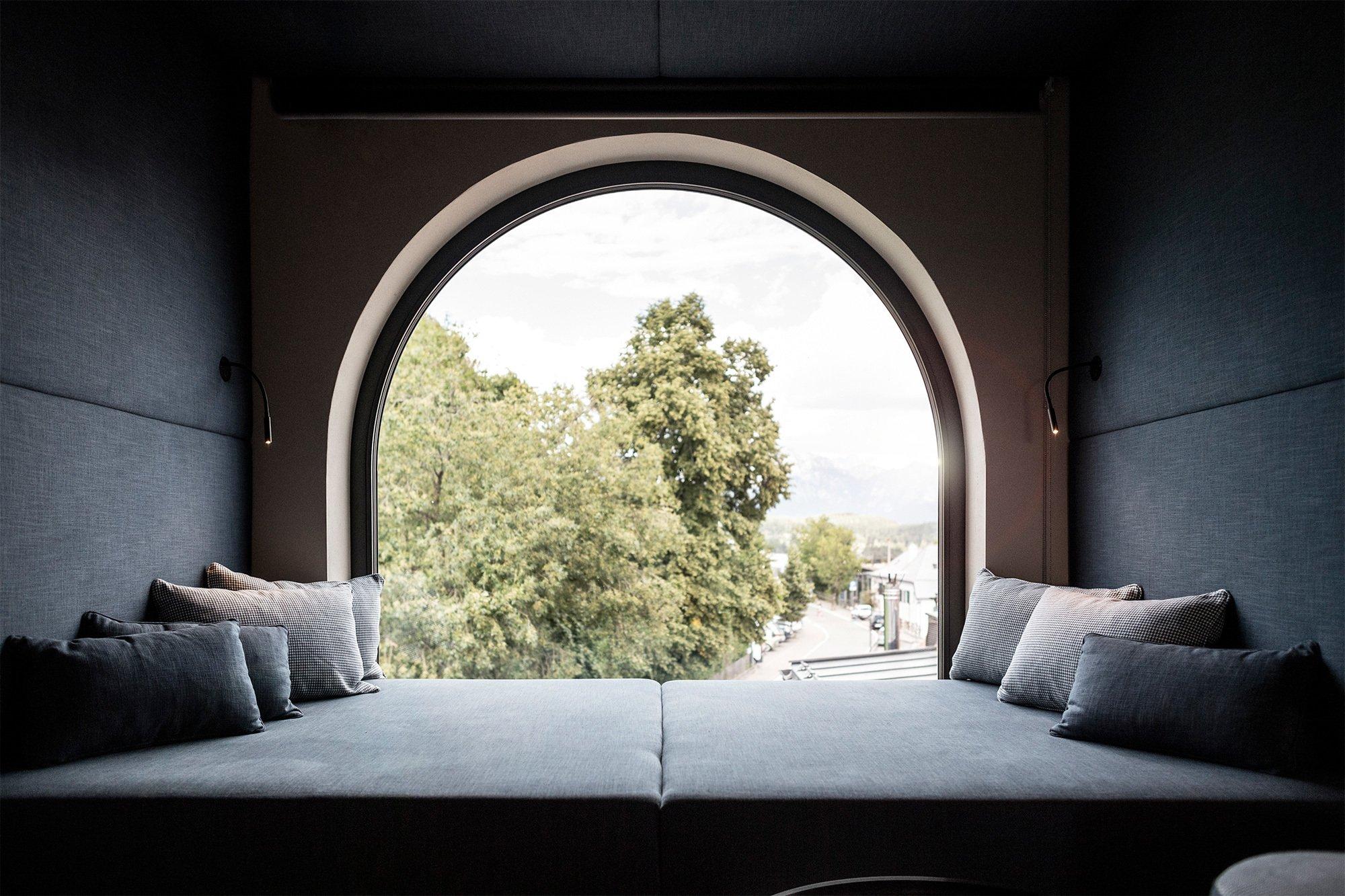 Hotel Gloriette, Italien, Foto: Alex Filz