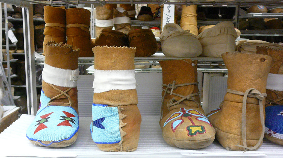 Auf Lager: Bata Shoe Museum, Toronto