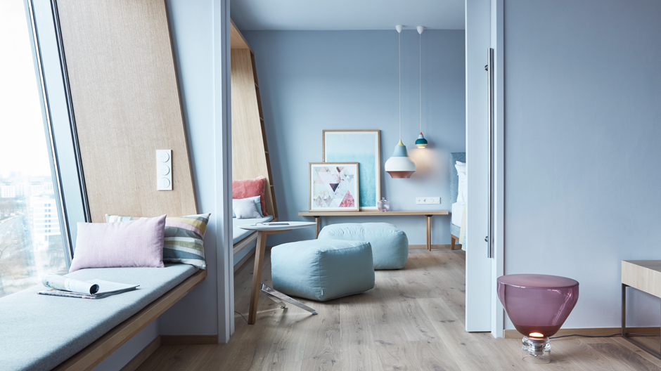 Suite Modern Serenity. Foto: © Wohnidee/ Radisson Blu