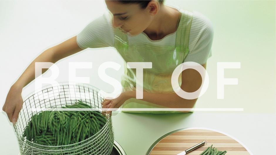 Alle zwei Jahre trifft sich die internationale Küchenbranche in Mailand zur Eurocucina mit dem Elektrogeräte-Side-Event FTK Technology meets the Kitchen auf dem Messegelände Rho. Auch in der Stadt übertrumpfen sich die Hersteller während des Fuorisalone mit neuen Produkten und Ideen. Foto: © Alpes Inox
