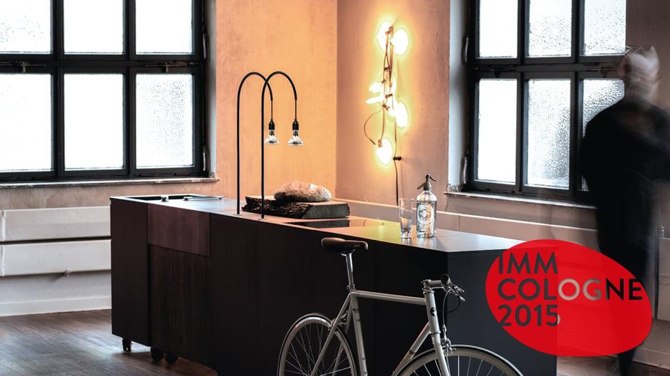 Alles wird schwarz! Designline by Supergrau von Nomad Kitchen Cubes, hergestellt in einer kleinen Luxemburger Werkstatt.