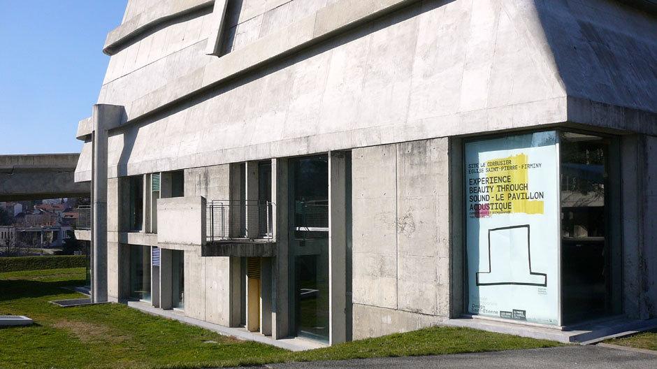 Le Corbusier & Acoustic Pavilion, Firminy