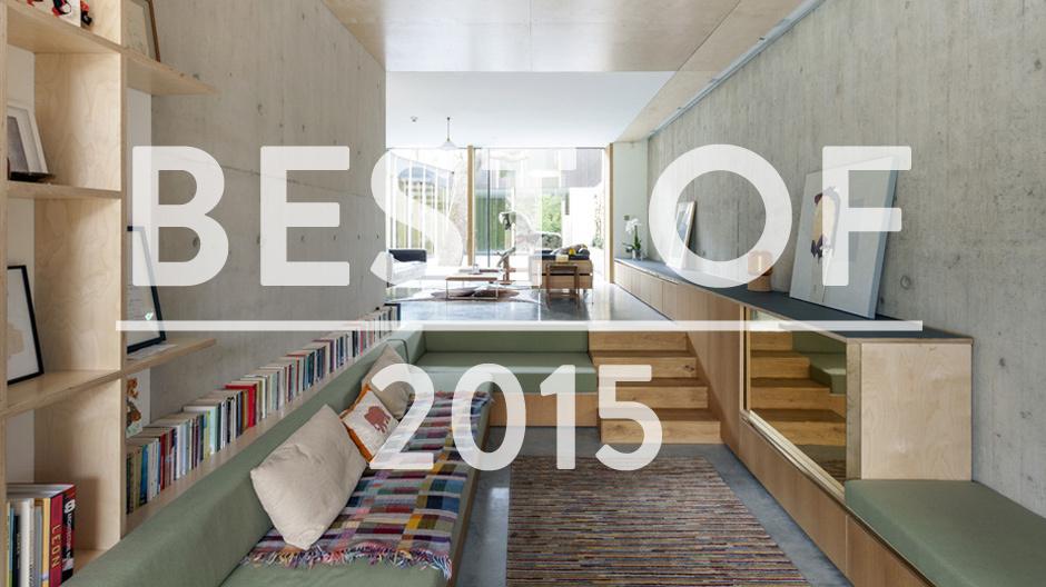 Ökologisches Bauen, Recycling und Beton müssen sich nicht ausschließen, wie das Haus des Architekten Jake Edgley für sich selbst in London zeigt.Foto: Nicholas Worley