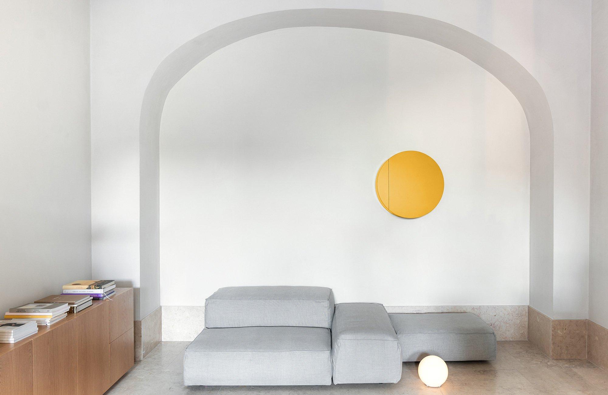 Simetria - Wandelemente