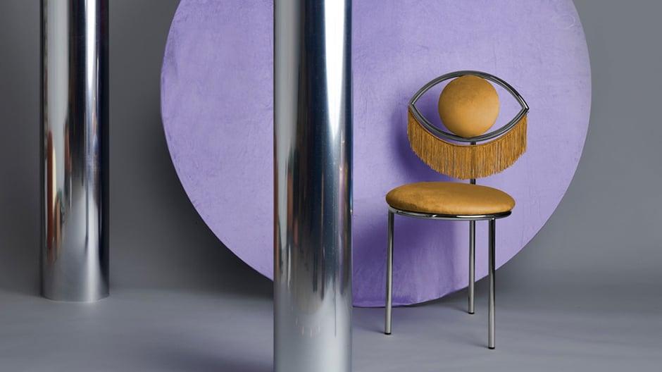 Wink Chair von Studio Masquespacio für Houtique. Foto: Houtique