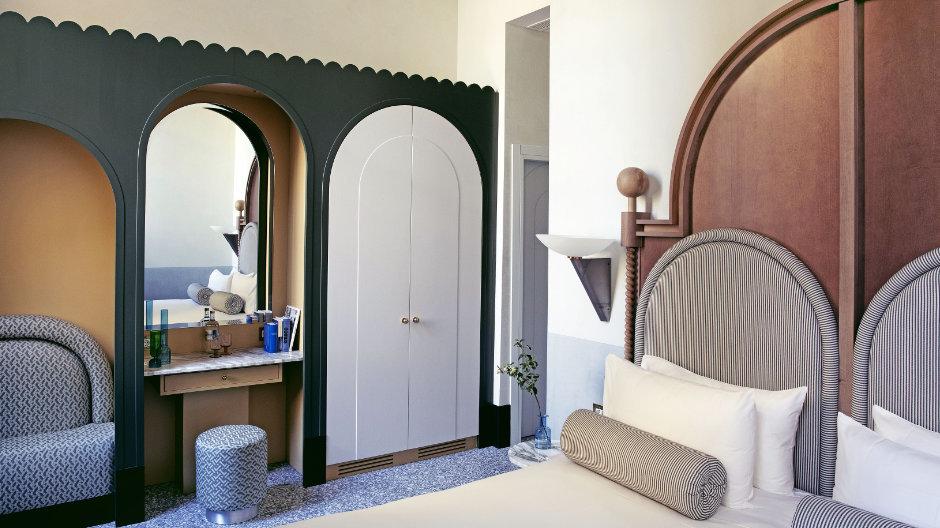 Il Palazzo Experimental am Giudecca-Kanal: Eine Herberge mit 32 Zimmern und Suiten, die die Traditionen der Lagunenstadt mit postmoderner Leichtigkeit verbindet.