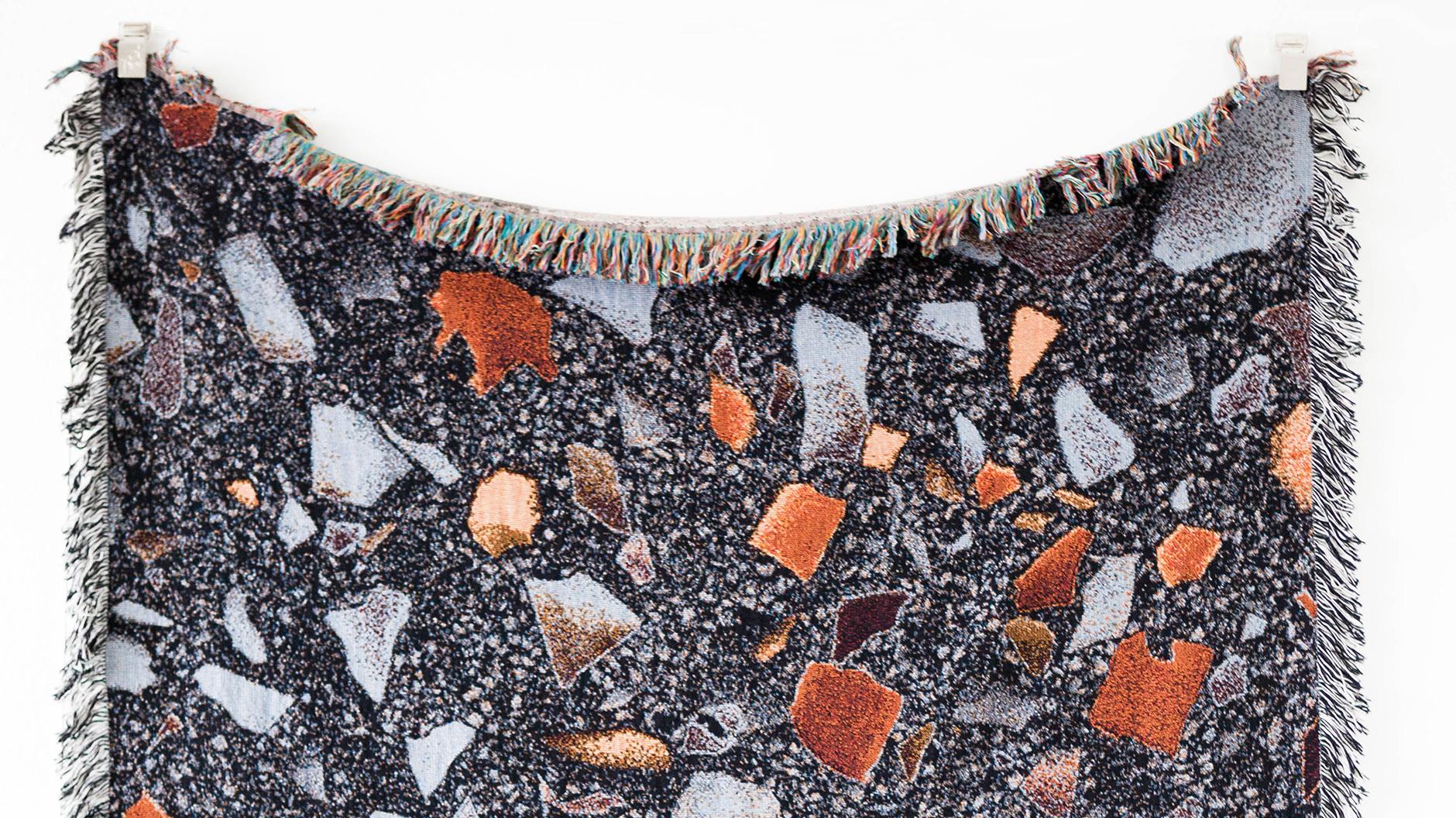 Hersteller: Schönstaub, Designer: Terrazzo Carpet