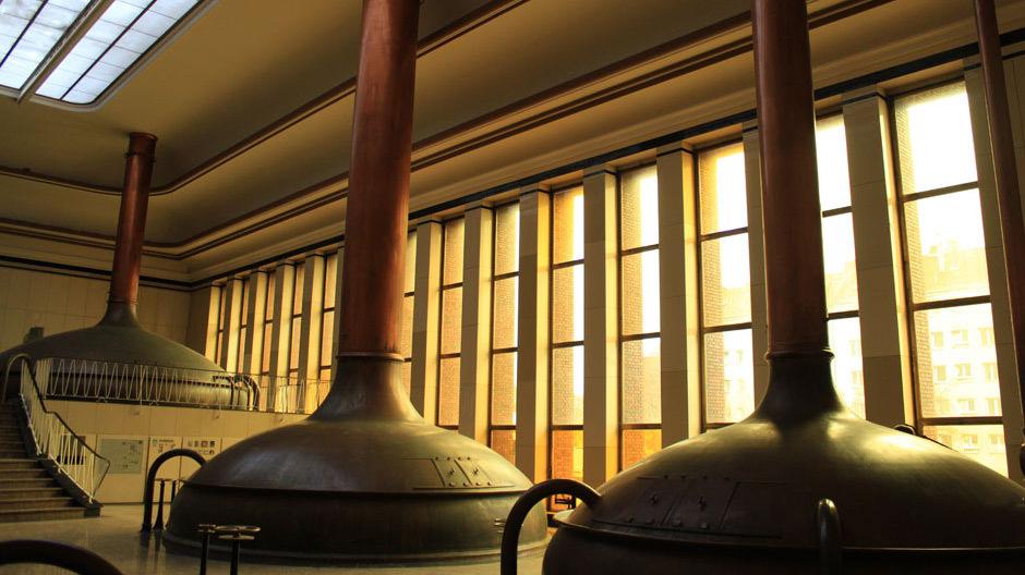 Sudhaus der ehemaligen Berliner Kindl-Brauerei