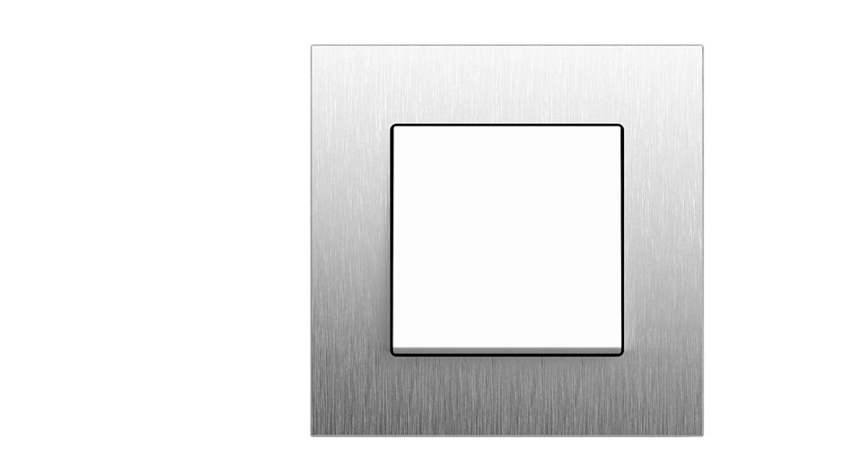 Der Schalterklassiker von Gira mit minimalistischer Anmutung