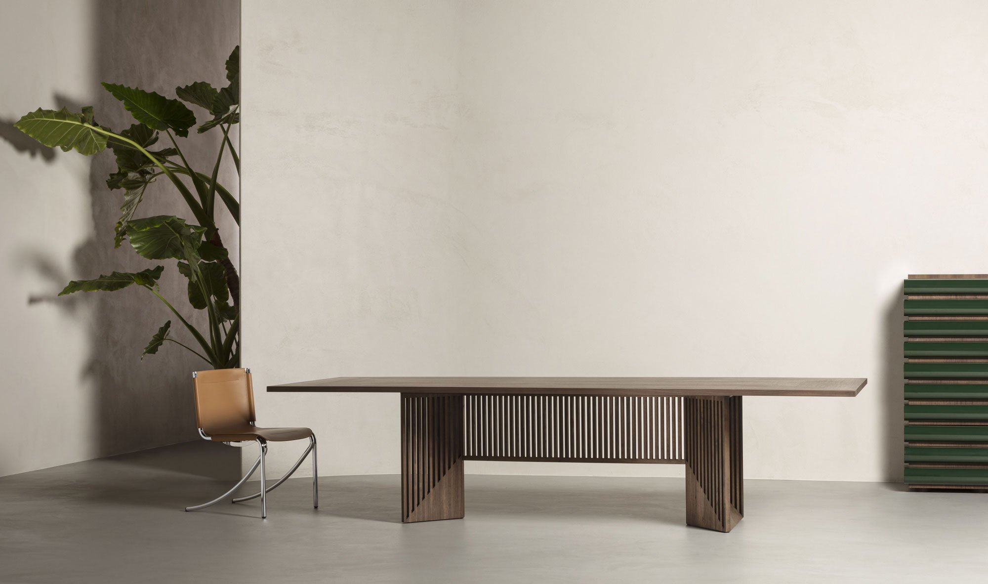 Neu aufgelegter Tisch von Gianfranco Frattini und Acerbis