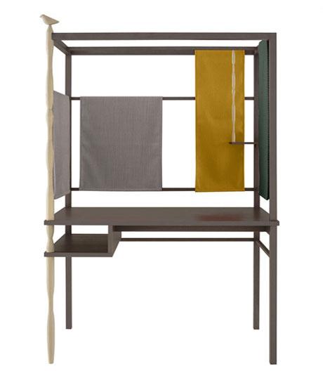 Interaktiver Schreibtisch der Pariser Gestalterin Marie Christine Dorner