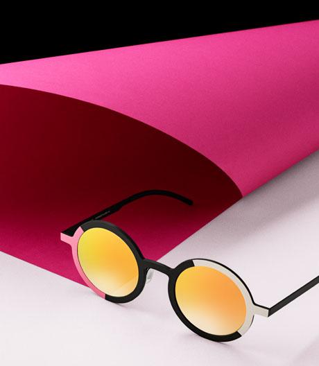 Architektur für den Nasenrücken: Sonnenbrillen vom dänischen Brillenlabel Ørgreen.