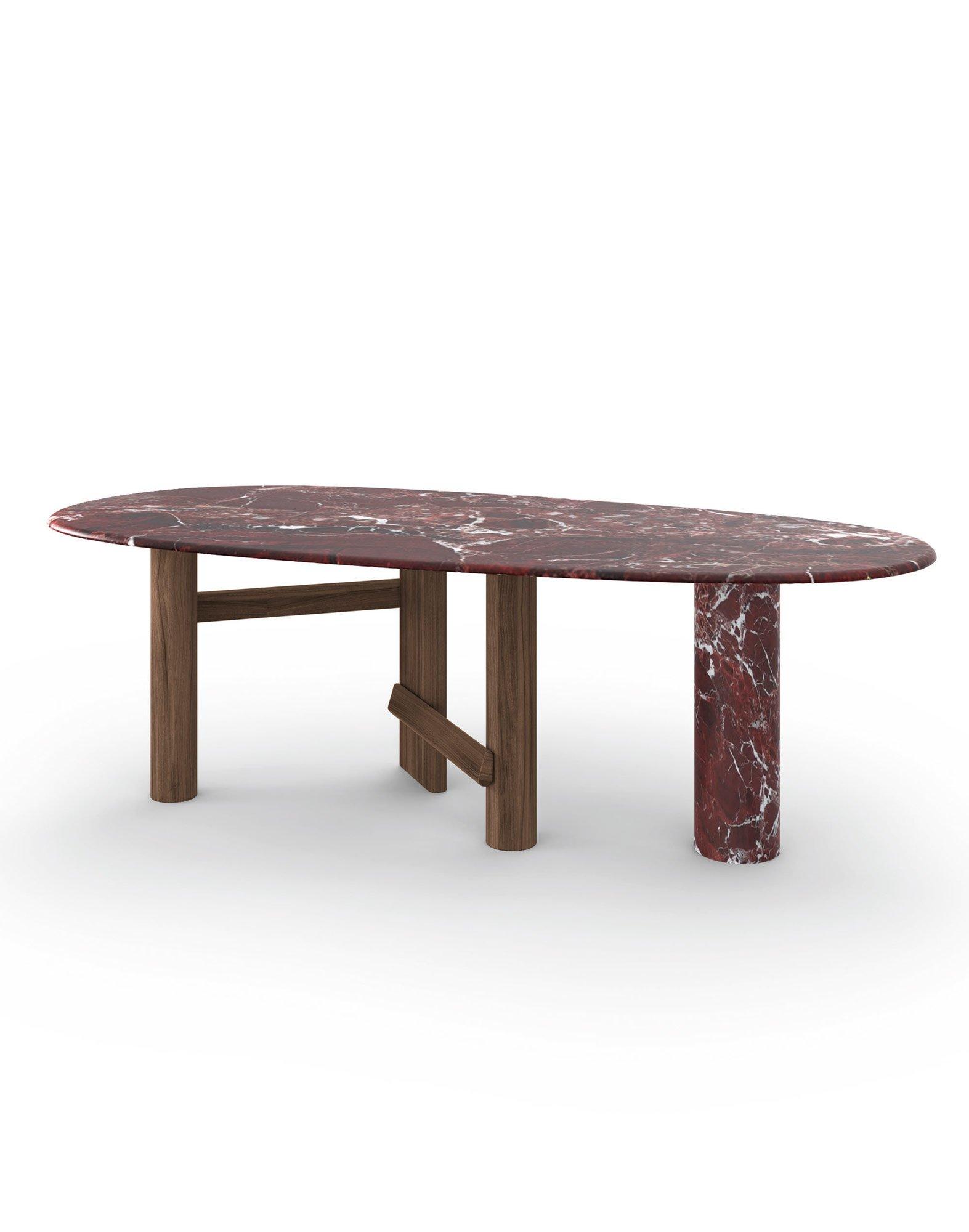 Skulpturaler Tisch von Patricia Urquiola für Cassina