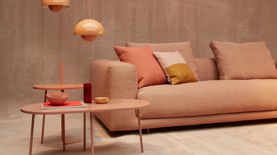 Kucheliges Sofa von Jehs+Laub für Cor