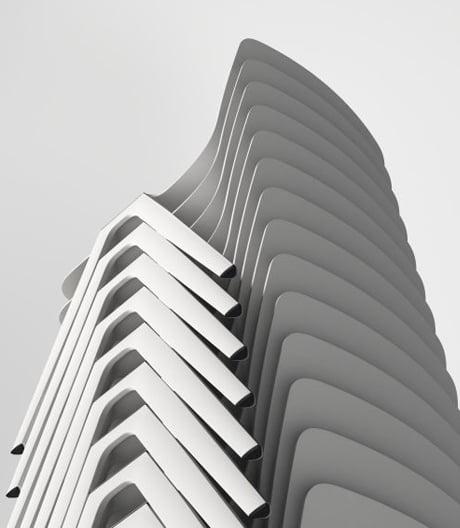 Minimalistischer Mehrzweckstuhl von Jehs+Laub für Brunner